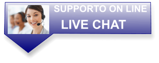 LIVE CHAT SUPPORTO ON LINE